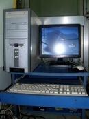 Tp. Hồ Chí Minh: Cần bán 1 bộ máy vi tính, màn hình Dell 15'' dán gương mới keng, Ram 512MB CL1067929