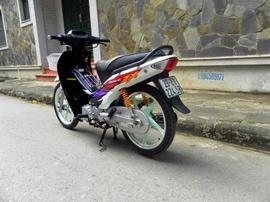 Bán xe Wave ZX trắng đen Đẹp nhất Hà Nội, Full ảnh biển 29E1