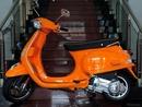 Tp. Hải Phòng: Cần bán xe piagio Vespa S125 màu cam. Xe mới 100%, mới đóng chước bạ CL1071274P8