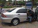 Tp. Hà Nội: Bán xe Mercedes C200 Elegan , số tự động, màu bạc, xe đẹp. giá 530tr RSCL1067488