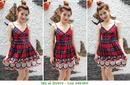 Tp. Hồ Chí Minh: Áo đầm thời trang cao cấp – mã số D1010 - giá 340. 000 CL1110901
