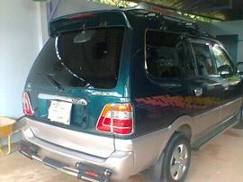Bán zace đăng ký tháng12/ 2005 màu vỏ dưa ,xe gia đình xử dụng kỷ, hai dàn lạnh,