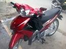 Tp. Hà Nội: Cần bán wave S 110 màu đỏ ,đi 2200km, xe mới 99,9999%, mới tinh như xe đập thùng CL1071274P6