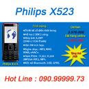 Tp. Hồ Chí Minh: Philips X 523_ pin chờ lâu, 2 sim 2 sóng_Giá online 3710K RSCL1084845