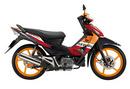Tp. Hồ Chí Minh: Wave HONDA Repsol RSX ,mua thùng 2009, bánh mâm thắng đĩa CL1071274P6