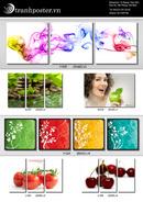 Tp. Hà Nội: Tranh trang trí, tranh nghệ thuật , tranh hiện đại, tranh poster CL1185291P4
