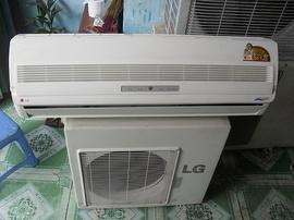 Máy lạnh LG đã qua sử dụng bảo hành 1 năm bao lăp đặt