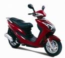 Tp. Hà Nội: Bán xe SYM Excell II 150 màu đỏ ghi, BKS 30F9 đời cuối- vành đúc- phanh đĩa CL1068949