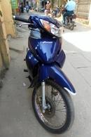Tp. Hồ Chí Minh: Honda Future I đời 2001 màu xanh Tiger, bstp, xe zin nguyên, mới đẹp, 13,7tr CL1068949