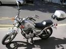 Tp. Hồ Chí Minh: Moto Daelim VS 125 màu bạc, bstp, xe zin nguyên 100%, mới 97%, giá 13,5tr CL1068949