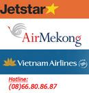 Tp. Hồ Chí Minh: Vé máy bay giá rẻ jetstar air Mekong vn airline. Gọi (08)66. 80. 86. 87 CL1095709P2