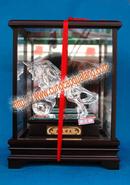 Tp. Hà Nội: xưởng bắn lazer 3d , sản xuất pha lê khối , chuyên làm chặn giấy pha lê CL1068588