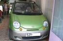 Tp. Hồ Chí Minh: Bán Matiz SE Colour 2005, loại đặc biệt có ốp hông, xanh cốm, biển số TPHCM 9 nút, CL1069868