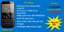 Tp. Hồ Chí Minh: Điện thoại Philips F322 Xenium Pin bền, 2 sim 2 sóng, tặng thẻ nhớ RSCL1084845