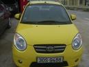 Tp. Hà Nội: Tôi cần bán xe kia morning slx 2009 màu vàng , biển 30S, và xe slx màu ghi bạc CL1070173