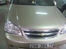 Tp. Hà Nội: Tôi cần bán xe lacetti EX , sản xuất 2010 màu ghi bạc, biển 30X CL1070173