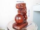 Tp. Hồ Chí Minh: Gạt tàn thuốc điêu khắc bằng gỗ Trắc CAT2P11