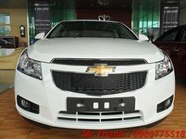 Bán Chevrolet Cruze 1. 8(AT) gía cạnh tranh ,chi cần 134tr giao xe ngay