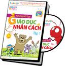 """Tp. Hồ Chí Minh: DVD """"Những bài học giáo dục nhân cách - Tập 1""""là tuyển tập 7 câu chuyện giáo dục CAT2_253"""