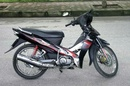 Tp. Hồ Chí Minh: Yamaha Sirius R 2009 màu đen-đỏ, thắng đĩa, xe zin nguyên, mới đẹp, giá 12,9tr CL1070592