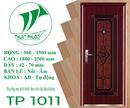 Tp. Hồ Chí Minh: Cửa Thép Thuận Phước Vân Gỗ Sồi TP 1011 CL1002900
