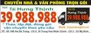 Tp. Hà Nội: Dịch vụ taxi tải chuyển nhà, vp trọn gói chuyên nghiệp Hưng Thịnh CAT246_255_309