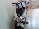 Tp. Hồ Chí Minh: Honda Air Blade 2008 màu trắng-đen, bstp, xe zin mới 98% dán keo, giá 26,7tr RSCL1067429