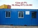 Bình Dương: Mua bán , cho thuê container CL1072479