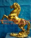 Tp. Hồ Chí Minh: Ngựa phong thủy _ ngựa đồng, tam mã, tượng 3 con ngựa phi, hình ảnh tam mã CL1097895