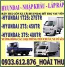Tp. Hồ Chí Minh: Bán xe tải Hyundai trả góp khuyến mãi lớn giá rẻ nhất tphcm CL1109759