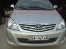 Tp. Hà Nội: Bán xe Innova G đời 2011 màu ghi bạc . biển 29A, tên tư nhân chính chủ đi từ đầu CL1071890