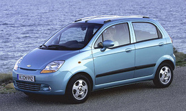Bán xe ô tô GM Chevrolet Spark LT0. 8, mới 100%, có đủ màu, giá 14. 000 USD