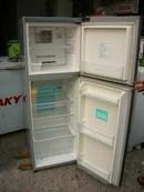 Tp. Hồ Chí Minh: Cần bán tủ lạnh hiệu TOSHIBA 170L. Tủ 02 cửa zin ga, đồng sơn zin, không đóng tuyết CL1156145P9