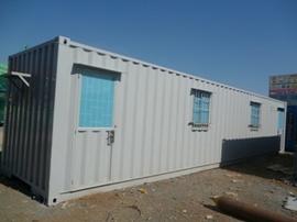 Container văn phòng, rỗng ,lạnh giảm giá 10%