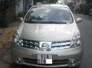 Tp. Hồ Chí Minh: Đổi xe cần bán Nissan Grand Livina đời cuối 2010 đăng ký 2011 màu ghi vàng CL1073591P4