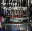 Tp. Hà Nội: dây chuyền chiết rót, vặn nắp chai, dán nhãn, rửa chai CL1073791
