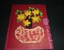 Tp. Hà Nội: Thiệp giấy cuộn chúc mừng năm mới / Thiệp năm mới / Happy new year CL1076755