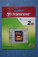 Tp. Hà Nội: Bán thẻ nhớ Transcend SD chính hãng 2GB giá tốt nhất CL1105544P4