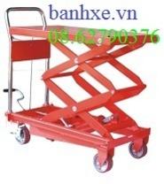 Xe nâng mặt bàn XNB350