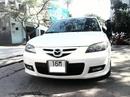 Tp. Hải Phòng: Cần bán xe mazda 3 bản 1. 6 nhập khẩu Đài Loan màu trắng, đăng ký tên cá nhân CL1076533P7
