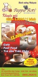Tp. Đà Nẵng: Bánh nướng Malaysia Pappa Roti CAT246_256_318P2