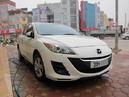 Tp. Hà Nội: Bán xe Mazda 3 đời 2010 màu trắng-TNCC-số tự động-xe đài loan CL1076364