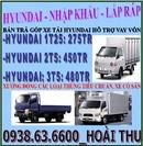 Tp. Hồ Chí Minh: Xe tải Hyundai: 1t25, 2t5, 3t5, 5t. Xe giao ngay bán trả góp khu vực miền nam CL1109759