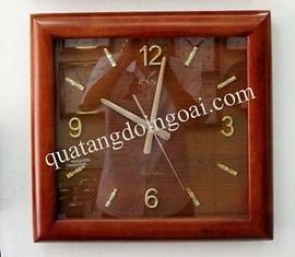 Nhận làm đồng hồ treo tường, đồng hồ quảng cáo, đồng hồ quà tặng, in ấn logo the