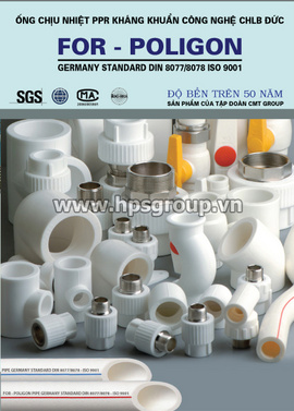 ống nước ppr for poligon