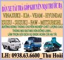 Tp. Hồ Chí Minh: bán xe tải Vinaxuki 650kg – 117tr; Vinaxuki 990kg – 160tr; Vinaxuki 1T25 – 180 t CL1077105