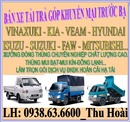 Tp. Hồ Chí Minh: Cần mua xe tải vinaxuki trả góp tại tphcm CL1077105