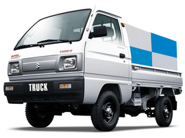 Đại lý Bán xe tải Suzuki - Bán xe Suzuki trả góp