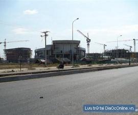 Đất Bà Rịa. Cơ hội đầu tư 2 triệu/ m2 ngay trung tâm hành chính Tỉnh