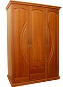 Tp. Hà Nội: Tủ quần áo 3 buồng gỗ xoan đào TAXD-30 CL1067093